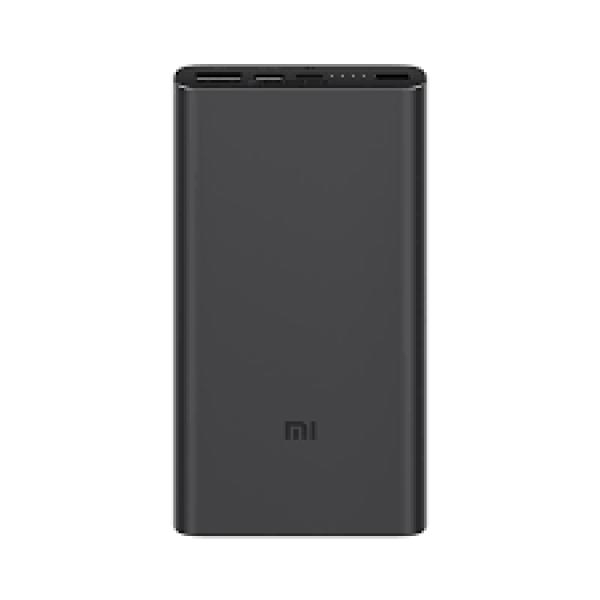 USB POWERBANK XIAOMI 10000 18w Fast Charge PowerBank 3 Black