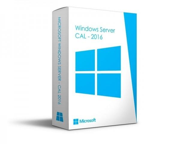 Windows Server CAL 2016 English 1pk DSP OEI 5 Clt Device CAL ( R18-05206 )