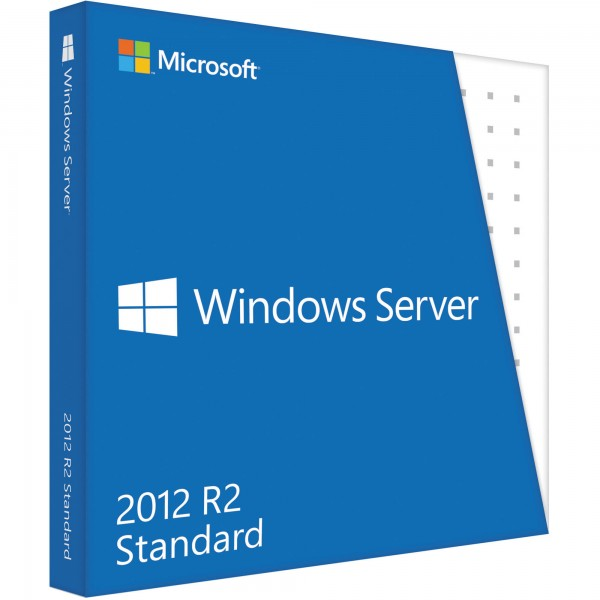 Windows Svr Std 2012 R2 x64 English 1pk DSP OEI DVD 2CPU/2VM ( P73-06165 )