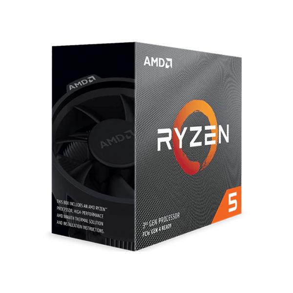 AMD Ryzen 5 3600X 6 cores 3.8GHz (4.4GHz) Tray