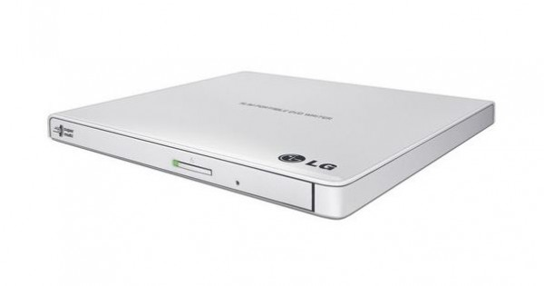 DVD RW  EXT HitachiLG GP57EW40 USB Slim White