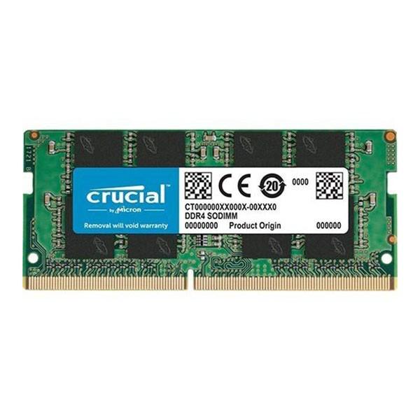 Crucial DRAM 32GB DDR4-2666 SODIMM 1.2V CL19, EAN: 649528821188 ( CT32G4SFD8266 )