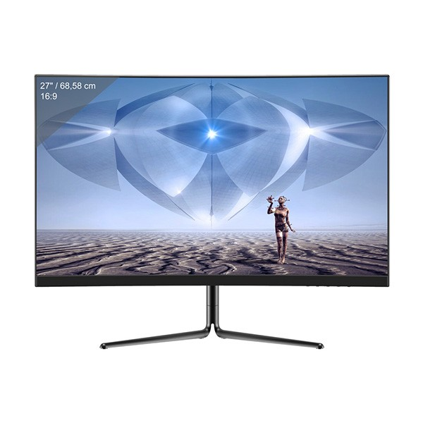 Monitor 27'' LC Power LC-M27-FHD-165-C FullHD 165Hz Curved 1xDP/2xHDMI Audio out