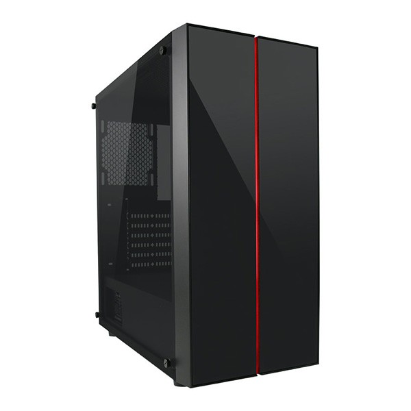 TOWER LC Power Gaming 994B-ON Vitreous USB3.0 RGB design