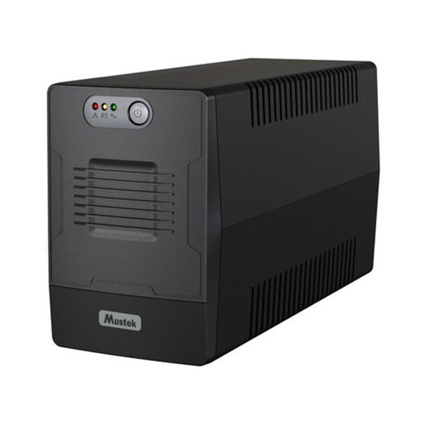 UPS 1000VA Mustek PowerMust 1000EG Line Interactive Schuko