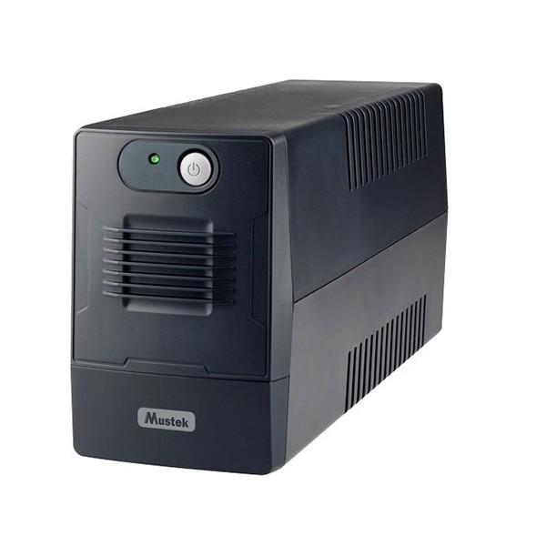 UPS 850VA Mustek PowerMust 800EG Line Interactive Schuko
