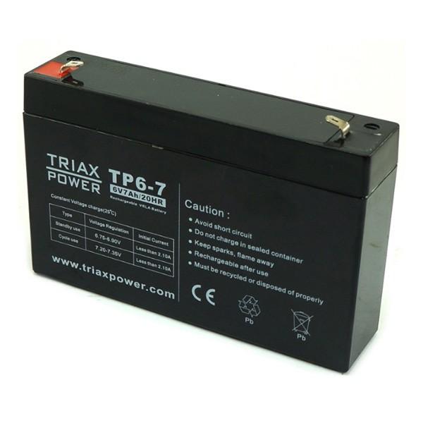 UPS Battery TRIAX 6V 4.5Ah BAKU645
