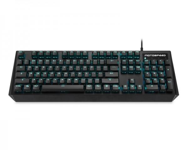 MOTOSPEED K95 mehanička tastatura plavi prekidač