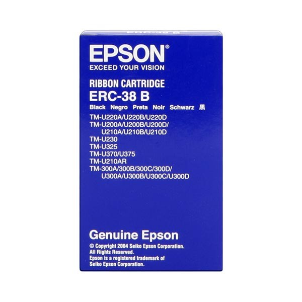 Ribon EPSON ERC 38B TM-U210