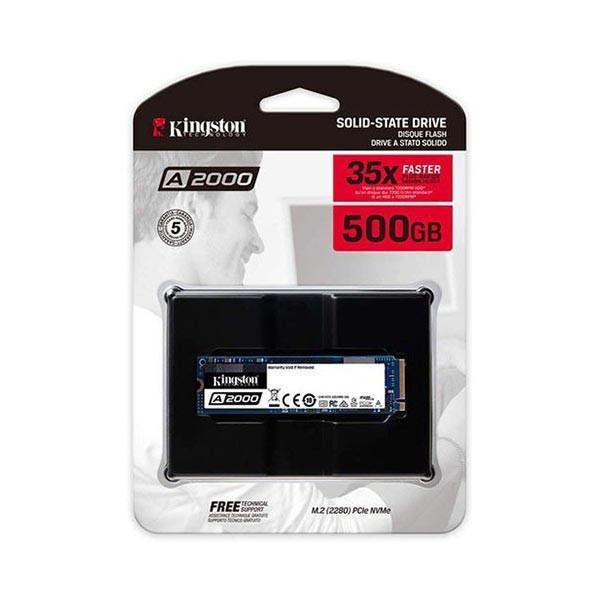 SSD Kingston 500GB M.2 SA2000M8500G