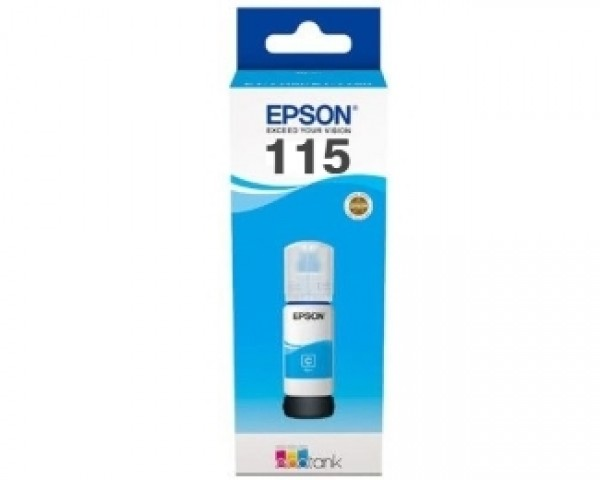 EPSON 115 cyan mastilo