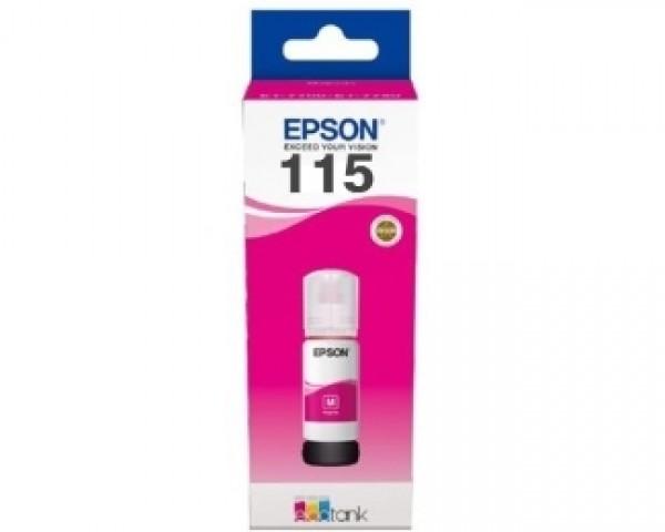 EPSON 115 magenta mastilo