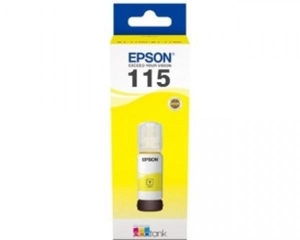 EPSON 115 žuto mastilo