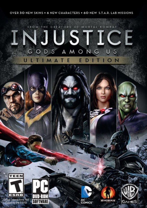 PC Injustice: Gods Among Us Ultimate Edition (  )
