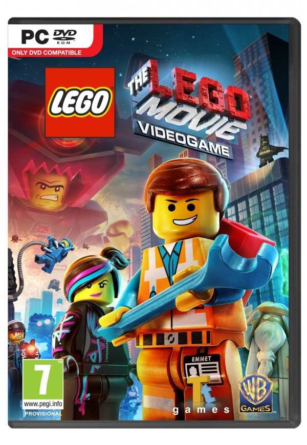 PC Lego Movie: the Videogame (  )