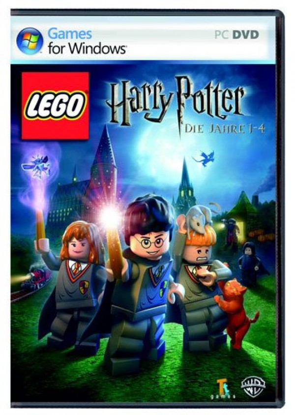 PC Lego Harry Potter Years 1 - 4 (  )
