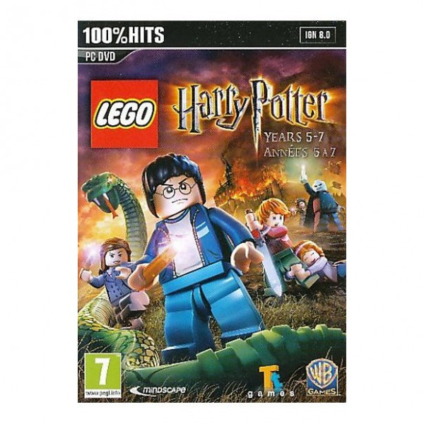 PC Lego Harry Potter Years 5 - 7 (  )