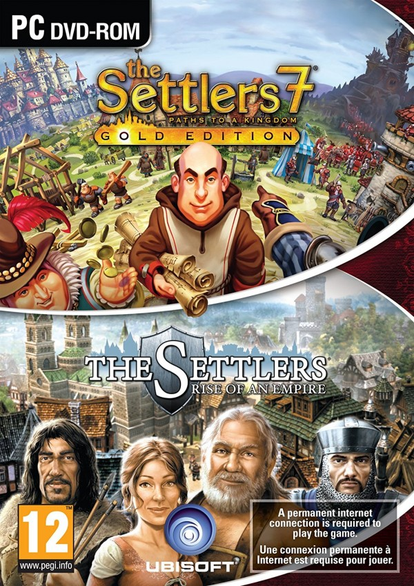 PC The Settlers Double Pack (Settlers 6 + Settlers 7 Gold) (  )