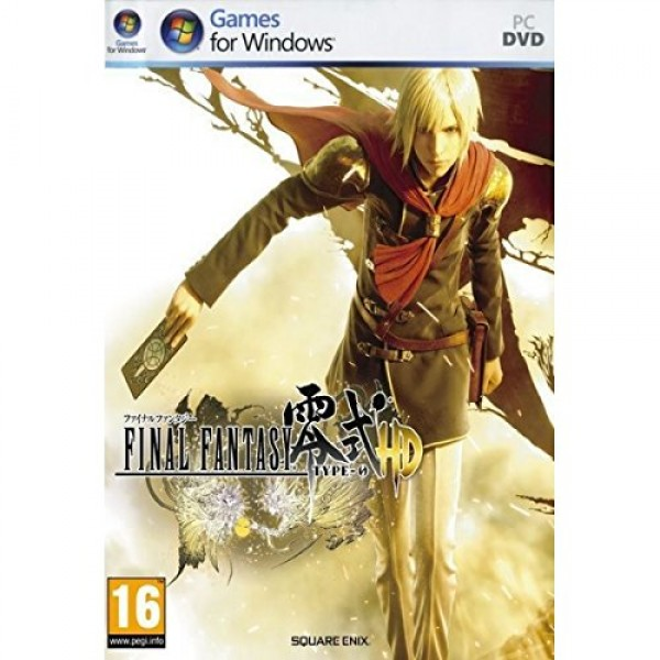 PC Final Fantasy Type-0 ( SFFTOVEN01 )