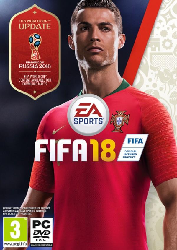 PC FIFA 18 ( E02329 )