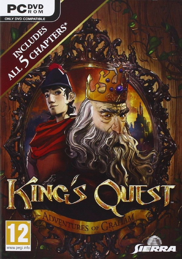 PC Kings Quest ( 33521EN )