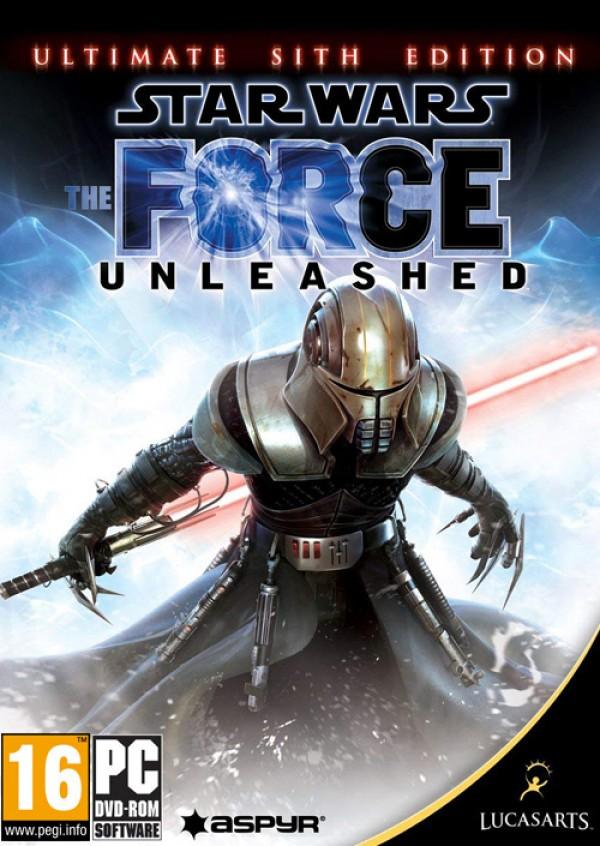 PC Star Wars The Force Unleashed Ultimate Sith Edition ( 35782UK )