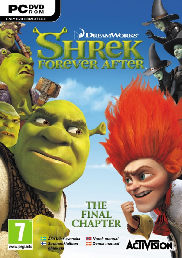 PC Shrek Forever After ( 35793UK )