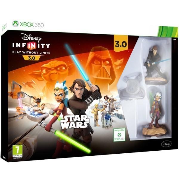 XBOX360 Infinity 3.0 Star Wars Starter Pack ( IZBI000005/IABI000005 )