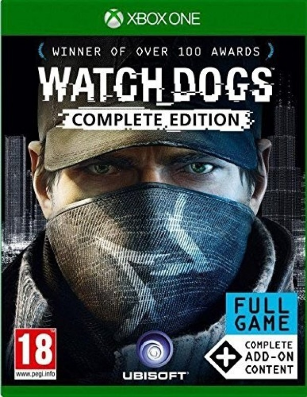 XBOXONE Watch Dogs - Complete Edition (  )