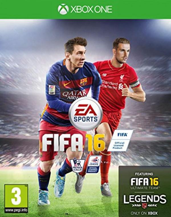 XBOXONE FIFA 16 ( D111791 )