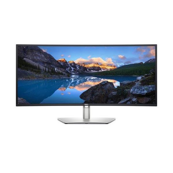 DELL 34'' U3421WE WQHD USB-C UltraSharp zakrivljeni IPS monitor