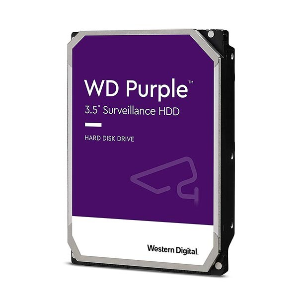 HDD AV WD Purple (3.5, 1TB, 64MB, 5400 RPM, SATA 6 Gbs) ( WD10PURZ )
