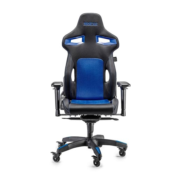 STINT Gaming/office chair Black/Blue ( 00988NRAZ )