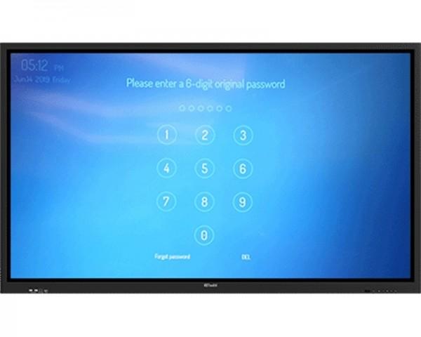 """IQBOARD 65"""" IQTouch L 4K UHD LED Interaktivni Display IQTL65"""
