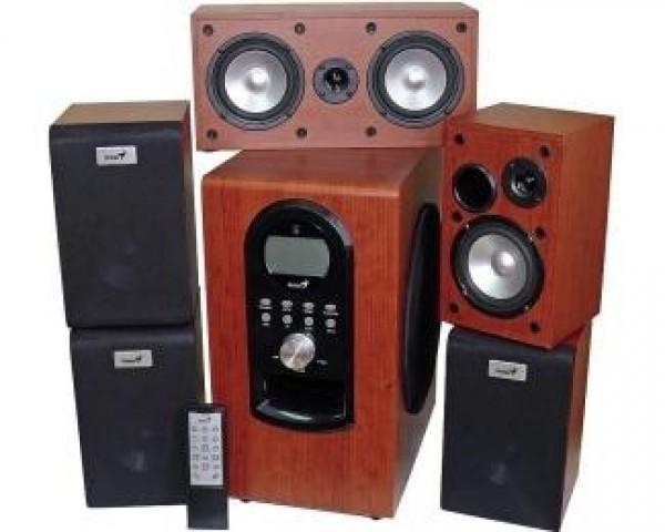GENIUS SW-HF5.1 6000 5.1 II zvučnici