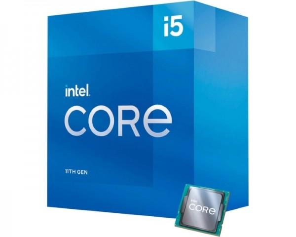 INTEL Core i5-11600 6-Core 2.8GHz (4.80GHz) Box