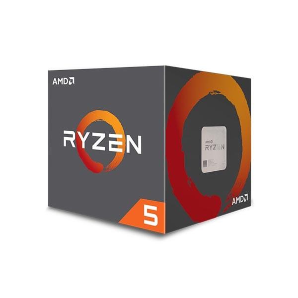 AMD CPU Ryzen 5 6C12T 1600 (3.6GHz, 19MB, 65W, AM4) BOX' ( 'R1600' )