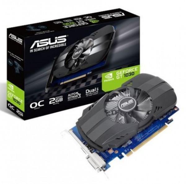 VGA PCIe ASUS PH-GT1030-O2G