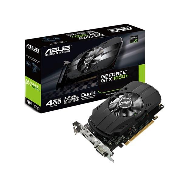 SVGA PCIE ASUS PH-GTX1050TI-4G 4GB 128bit