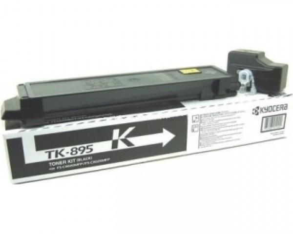 KYOCERA TK-895K crni toner