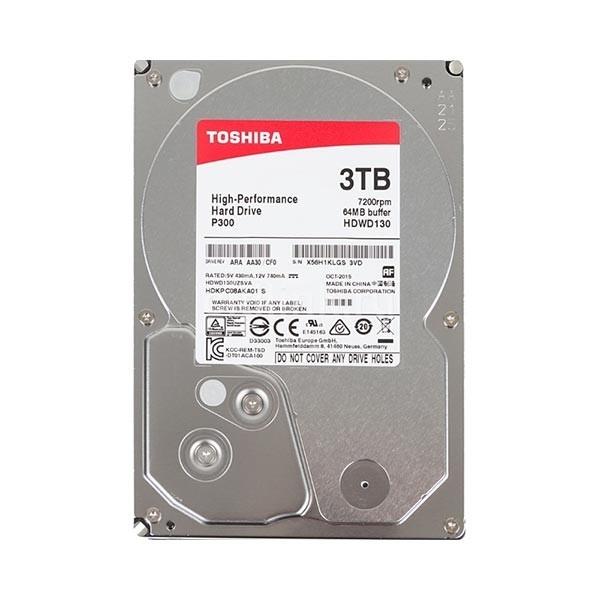 HDD Toshiba 3TB P300 SATA3