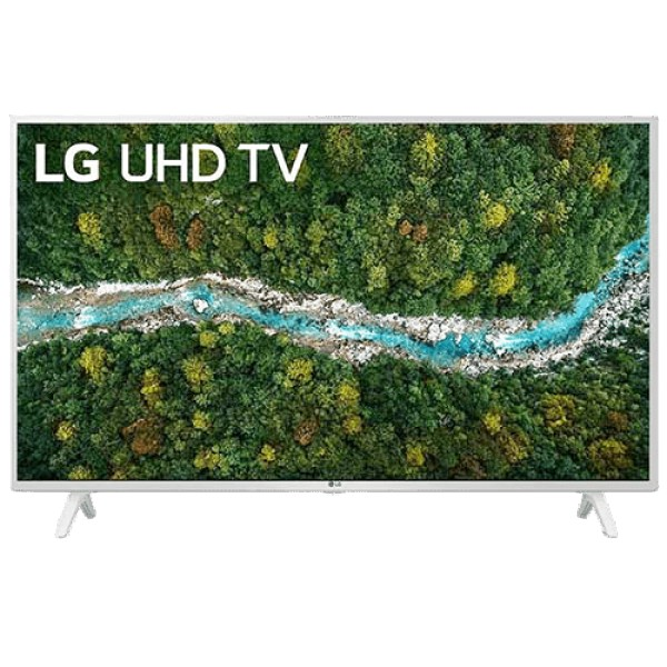 LG Smart TV 43UP76903LE (Bela)