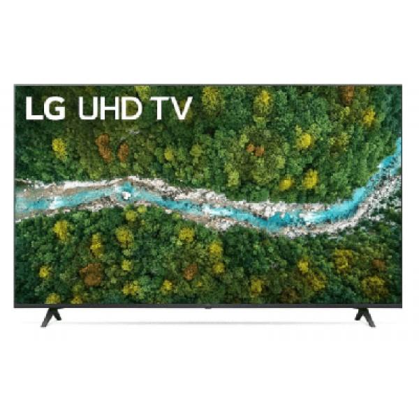 LG Smart TV 50UP77003LB (Crna)