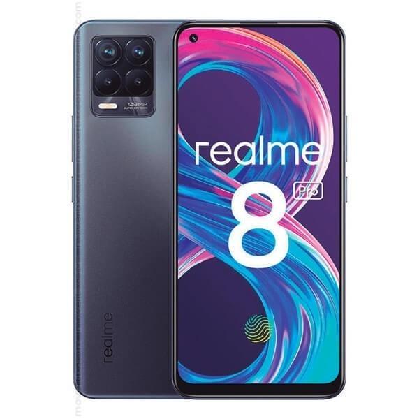 REALME 8Pro (Crna), 6,4'',  8128 GB