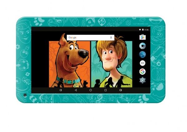 Tablet ESTAR Themed Scoob! 7399 HD 7''QC 1.3GHz2GB16GBWiFi0.3MPAndroid 10zelena' ( 'ES-TH3-SCOOB-7399' )