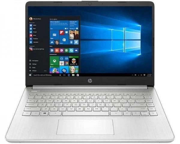 HP 14-DQ1077 14'' FHD i3-1005G1 8GB 256GB SSD Win10Home srebrni
