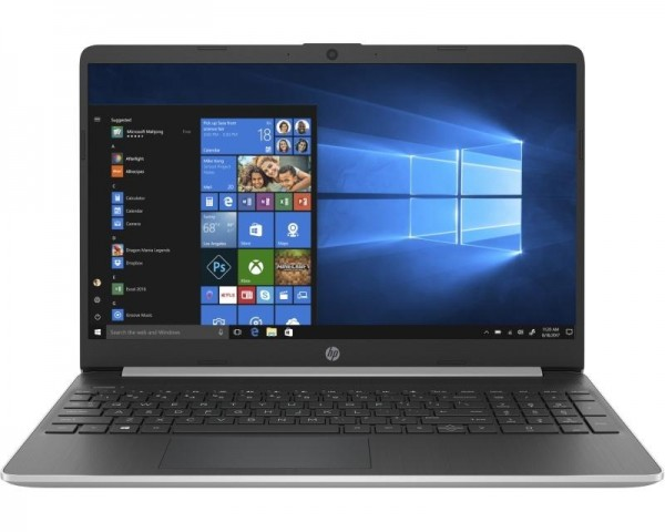 HP 15-DY1048 15.6'' i7-1065G7 8GB 256GB SSD Win10Home srebrni