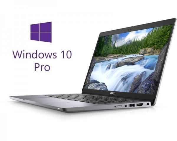 DELL Latitude 5320 13.3'' FHD i5-1145G7 8GB 256GB SSD Intel Iris Xe Backlit FP SC Win10Pro 3yr ProSupport