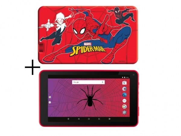 Tablet ESTAR Themed Spiderman 7399 HD 7''QC 1.3GHz2GB16GBWiFi0.3MPAndroid 9crvena' ( 'ES-TH3-SPIDERM-7399' )