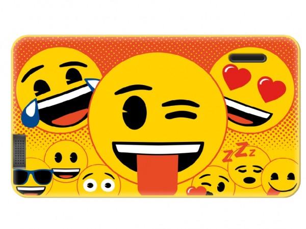 Tablet ESTAR Themed Emoji 7399 HD 7''QC 1.3GHz2GB16GBWiF0.3MPAndroid 9žuta' ( 'ES-TH3-EMOJI-7399' )